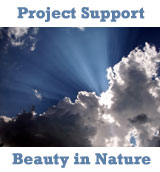 Project Support Beauty in Nature