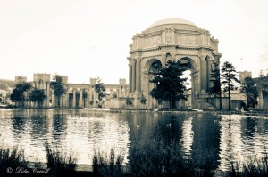Palace of the Fine Arts, San Francisco
