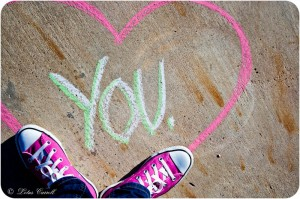 Pink Converse Sneakers, Valentines Day Heart, Love