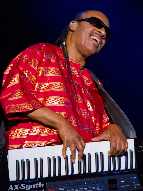 Stevie Wonder - Austin City Limits Music Festival 2011
