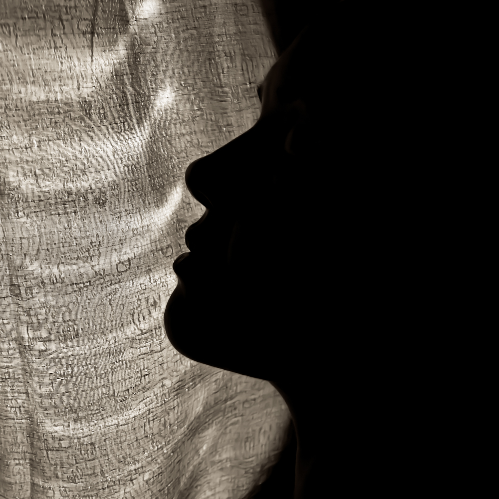 How To: Silhouette Photography / Self Portraits, Lotus Carroll